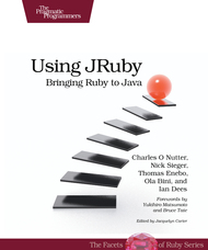 JRuby book cover